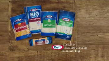 Kraft Natural Cheese TV Spot, 'The Block' Song by Clarence Reid - Thumbnail 9