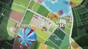 Sherwin-Williams TV Spot, \'Adventure\'