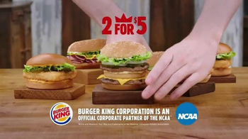 Burger King TV Spot, '2 For $5: Live Report' - Thumbnail 9