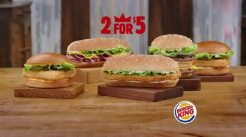 Burger King TV Spot, '2 For $5: Live Report' - Thumbnail 8