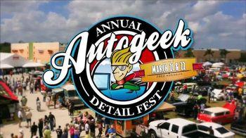 Autogeek.net TV Spot, '2015 Autogeek Detail Fest'