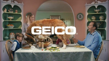 GEICO TV Spot, 'Family: Unskippable' - 1 commercial airings