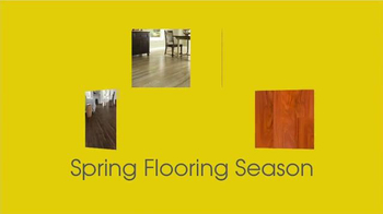 Lumber Liquidators Spring Flooring Season TV Spot, 'Hot Trends on Sale' - Thumbnail 1