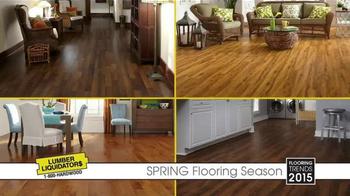 Lumber Liquidators Spring Flooring Season TV Spot, 'Hot Trends on Sale' - Thumbnail 2