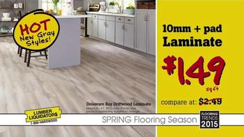 Lumber Liquidators Spring Flooring Season TV Spot, 'Hot Trends on Sale' - Thumbnail 5