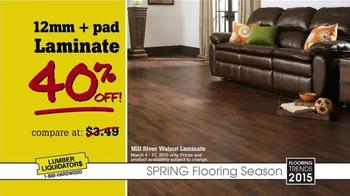 Lumber Liquidators Spring Flooring Season TV Spot, 'Hot Trends on Sale' - Thumbnail 7