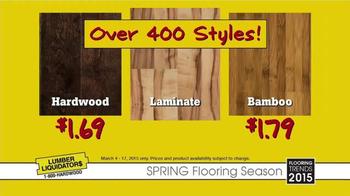 Lumber Liquidators Spring Flooring Season TV Spot, 'Hot Trends on Sale' - Thumbnail 8