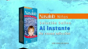 Nasalub Niños TV Spot, 'Alivio Instantáneo' [Spanish] - Thumbnail 5