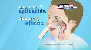 Nasalub Niños TV Spot, 'Alivio Instantáneo' [Spanish] - Thumbnail 6