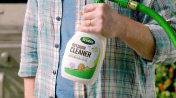 Scotts Outdoor Cleaner TV Spot, 'Filthy Patio' - Thumbnail 3