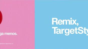 Target TV Spot, 'Remix, Target Style' Letra por Questlove [Spanish] - Thumbnail 8