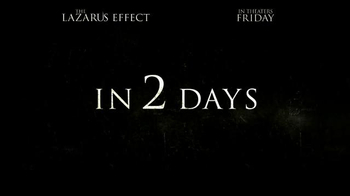 The Lazarus Effect - Alternate Trailer 19