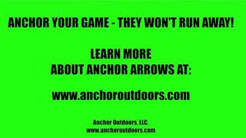 Anchor Outdoors Anchor Arrows TV Spot, 'Anchor Your Game' - Thumbnail 7