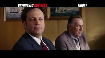 Unfinished Business - Alternate Trailer 18