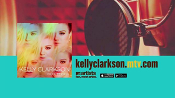 MTV First TV Spot, 'Kelly Clarkson'