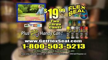 Flex Seal Colors TV Spot, 'Transform and Protect' - Thumbnail 9
