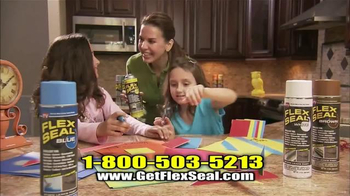 Flex Seal Colors TV Spot, 'Transform and Protect' - Thumbnail 4
