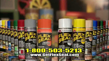 Flex Seal Colors TV Spot, 'Transform and Protect' - Thumbnail 6
