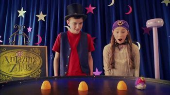 The Amazing Zhus Shell Game TV Spot, 'Match Wits'