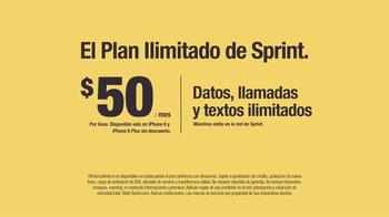 Sprint TV Spot, 'Flan: Cubierto de Ilimitado' [Spanish] - Thumbnail 7
