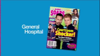 ABC Soaps In Depth TV Spot, 'General Hospital: Courtroom Shocker' - Thumbnail 1