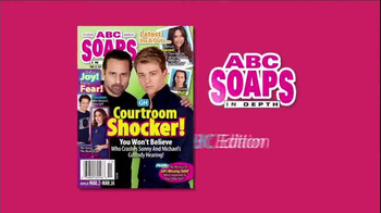 ABC Soaps In Depth TV Spot, 'General Hospital: Courtroom Shocker'