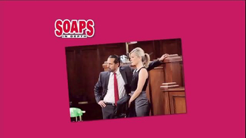 ABC Soaps In Depth TV Spot, 'General Hospital: Courtroom Shocker' - Thumbnail 5