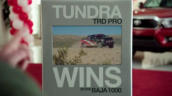 2015 Toyota Tundra TV Spot, 'One For Everyone Sales Event: Baja 1000' - Thumbnail 4