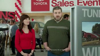 2015 Toyota Tundra TV Spot, 'One For Everyone Sales Event: Baja 1000' - 545 commercial airings