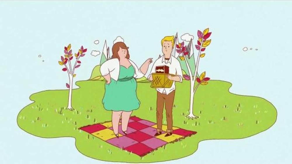 SlimQuick Pure For Women TV Commercial, 'D??a de Campo'