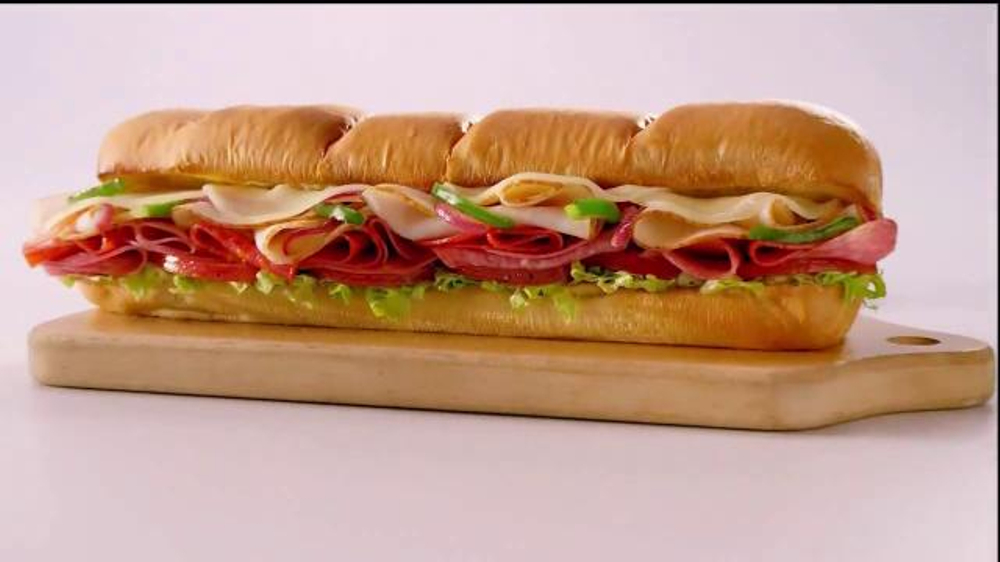 Subway Turkey Italiano Melt TV Commercial, 'This is a Sandwich'