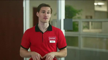 Staples TV Spot, 'Reheat Cod' - Thumbnail 6