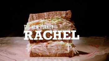 Arby's Rachel TV Spot, 'Not Just Any Turkey'