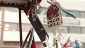 Taco Bell Sriracha Quesarito TV Spot, 'Thanks' - Thumbnail 1
