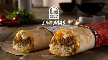 Taco Bell Sriracha Quesarito TV Spot, 'Thanks' - Thumbnail 8