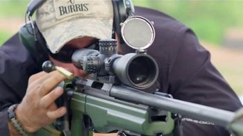Burris XTR II Riflescope TV Spot, 'Tactical and Competitive'