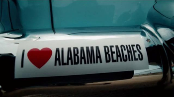 Alabama Tourism Department TV Spot, 'Gulf Coast Road Trip' - Thumbnail 9