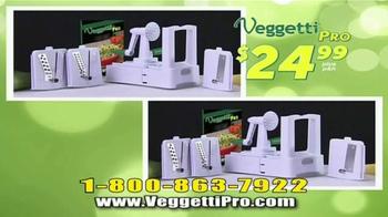 Veggetti Pro TV Spot, 'Veggie Pasta' - Thumbnail 10