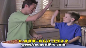 Veggetti Pro TV Spot, 'Veggie Pasta' - Thumbnail 5