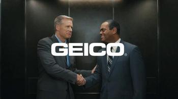 GEICO TV Spot, 'Elevator: Unskippable' - Thumbnail 2