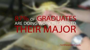 Northeastern University TV Spot, 'Statistics'
