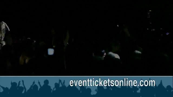 Event Tickets TV Spot, 'Save, Save, Save!' - Thumbnail 1