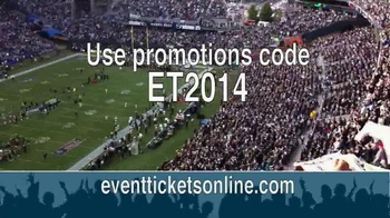 Event Tickets TV Spot, 'Save, Save, Save!' - Thumbnail 10