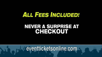 Event Tickets TV Spot, 'Save, Save, Save!' - Thumbnail 5
