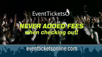 Event Tickets TV Spot, 'Save, Save, Save!' - Thumbnail 6