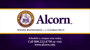 Alcorn State University TV Spot, 'What Matters' - Thumbnail 9