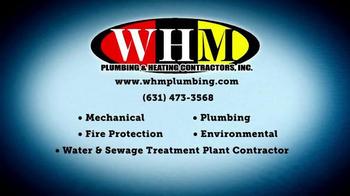 WHM Plumbing & Heating TV Spot, 'On Time' - Thumbnail 10