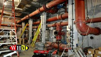 WHM Plumbing & Heating TV Spot, 'On Time' - Thumbnail 6