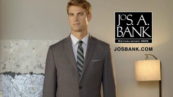JoS. A. Bank Buy One, Get Two Free TV Spot, 'Suits' - Thumbnail 6