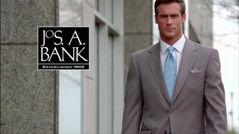 JoS. A. Bank Buy One, Get Two Free TV Spot, 'Suits' - Thumbnail 1
